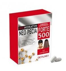 Biokeratin Neo Pecia Forte 500 32cpc