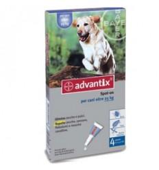 Advantix Spot On Per Cani Oltre 25 Kg.