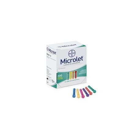 Microlet Lancets 200 Lancette