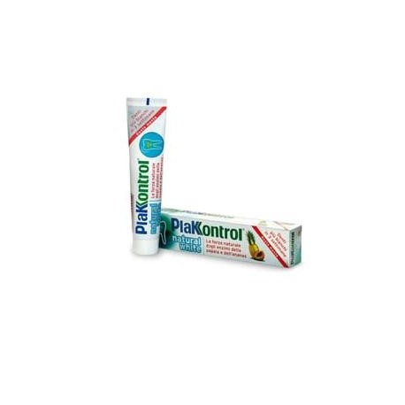 Plakkontrol Natural White 100g
