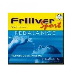 Friliver Sport Rebalance 24bus