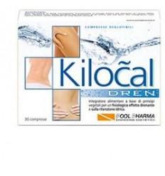 Kilocal Dren 30cpr