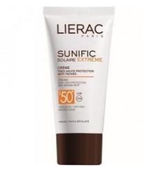 LIERAC Sunific Altissima protezione Anti-macchie SPF50 50 ml.