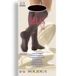 Solidea Relax Unisex Gambaletto 70 Denari Nero Taglia ML