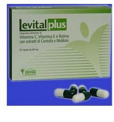 Levital Plus 30cps