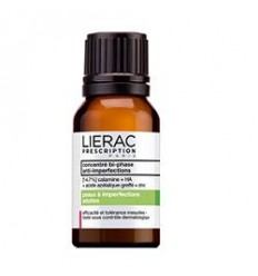 Lierac Prescription concentrato bifasico anti imperfezioni - 15ml