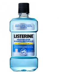Listerine Natural Whi Pro500ml