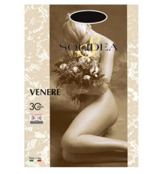 Solidea Calze Venere 30 Denari Visone Taglia 2M