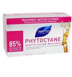 Lierac Phyto Phytocyane Trattamento Anticaduta - 12 fiale