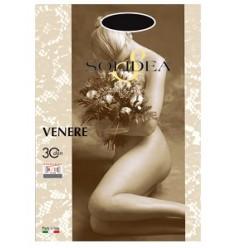 Solidea Calze Venere 30 Denari Glacè Taglia 1S