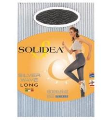 Solidea Silver Wave Long Colore Nero Taglia Xl