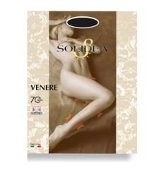 Solidea Calze Venere 70 Denari Glacè Taglia 2M