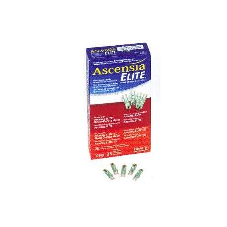 Elite Glicemia 25str