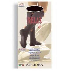 Solidea Relax Unisex Gambaletto 70 Denari Colore Antracite Taglia M