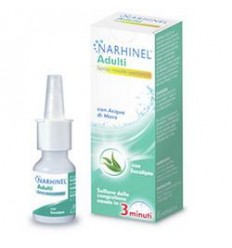 Narhinel Spray Ipertonico 20ml