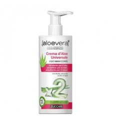 Zuccari Aloevera2 Crema D'aloe Universale 300ml