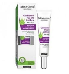 Zuccari Aloevera - Contorno Occhi e Labbra Antiage