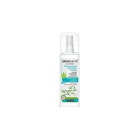 Zuccari Aloevera2 Deodorante alla Pietra Liquida - 100ml