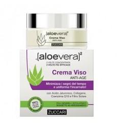 Zuccari Aloevera - Crema Viso Antiage