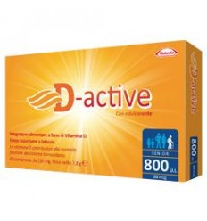 D-active 800 Ui Senior 60cpr