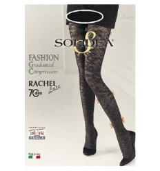 Rachel 70 Lace Nero 4xl-xl
