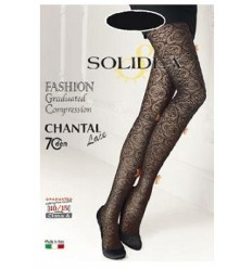 Chantal 70 Lace Nero 4-l