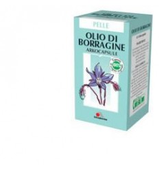 Olio Borr Arkocapsule 60prl