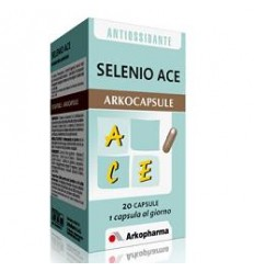 Selenio Ace Arkocapsule 20cps