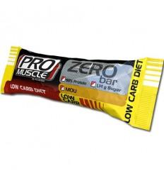 Promuscle Zero Bar Mou 60g