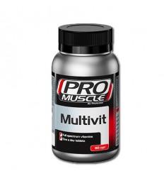Promuscle Multivit 60 cpr