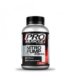Promuscle Nitro Pump Arginina 60 cpr