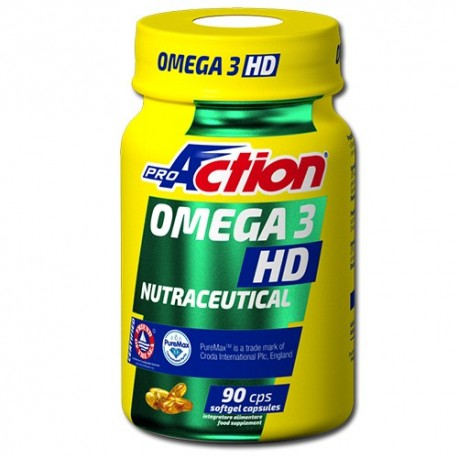 Proaction Omega 3 HD - 90 capsule