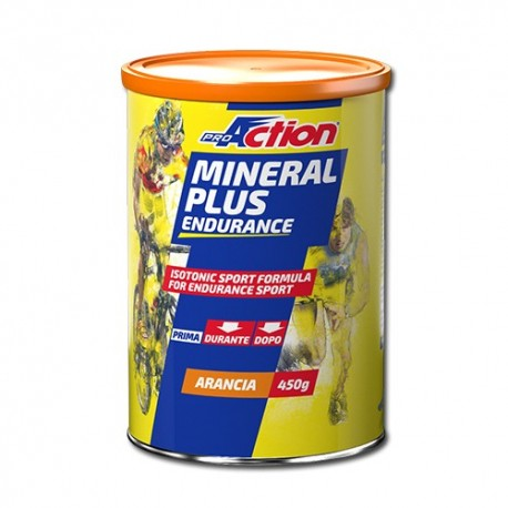 Mineral Plus Arancia 450g