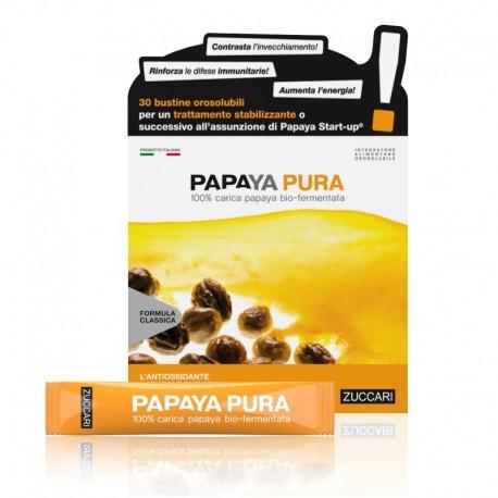Zuccari Papaya Pura - Bustine 30 gr