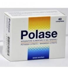 POLASE 40 compresse Senza Zucchero