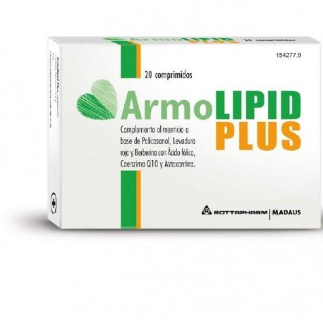 Armolipid Plus Integratore Controllo Colesterolo 20 compresse
