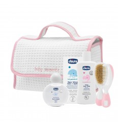 Chicco Beauty con Maniglia Rosa Baby Moments