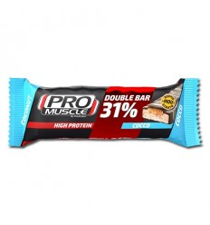 Promuscle Double Bar Cocco Caramello 60gr