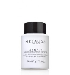 Mesauda Gentle Lacqer Remover Express 70ml