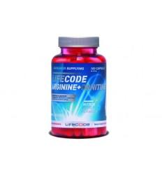 Lifecode Arginina + Ornitine 100cps