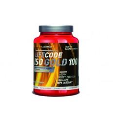 Lifecode Iso Gold 100 Vaniglia 900g