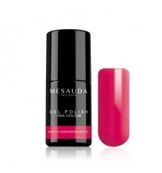 Mesauda 063 Gel Polish Fire Red 5ml