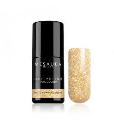 Mesauda 052 Gel Polish Glitter Oro