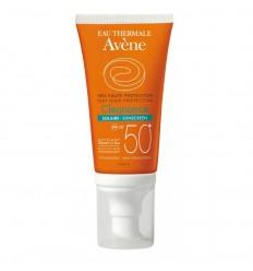 Avène Cleanance Solare Protezione Alta SPF50+ Per Pelli Acneiche - 50ml