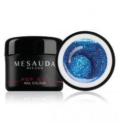 Mesauda GEL UV COLORATO POP GEL 57 Glitter Blue Night