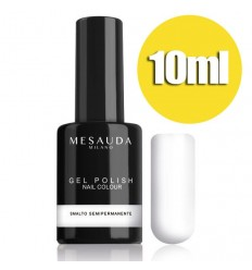 Mesauda 023 Gel Polish White 10ml