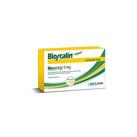 Bioscalin Integratore Unghie Biogenina 30cpr