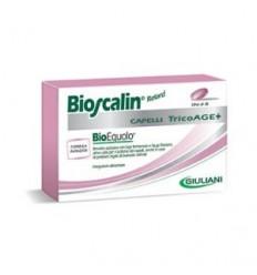 Bioscalin Retard Tricoage+ con Bioequolo 30 cpr
