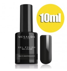 Mesauda 022 Gel Polish 22 Black Out 10ml