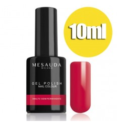 Mesauda 055 Gel Polish Pure Red 10ml